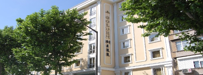 Golden Hill Hotel Istanbul