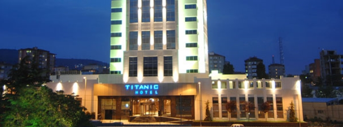 Titanic Business Hotel Istanbul